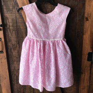 Cherokee Girl's Sleeveless Dress